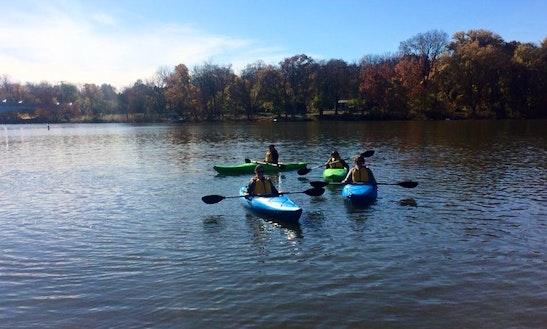 Kayak Rental In Columbus