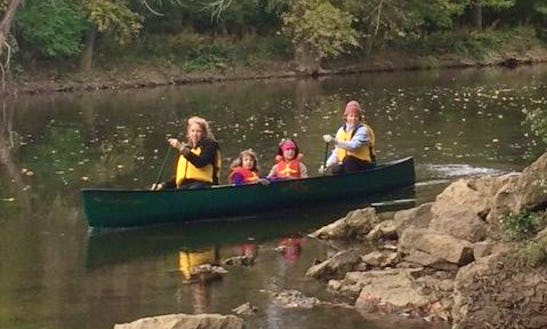 Canoe Rental In Columbus