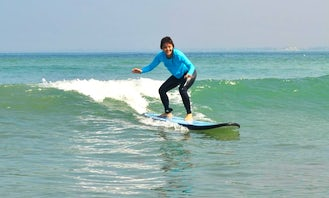 Private Surf Lesson in Jawa Tengah, Indonesia