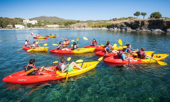 Double Kayak Rental, Tours & Courses In L'escala, Spain