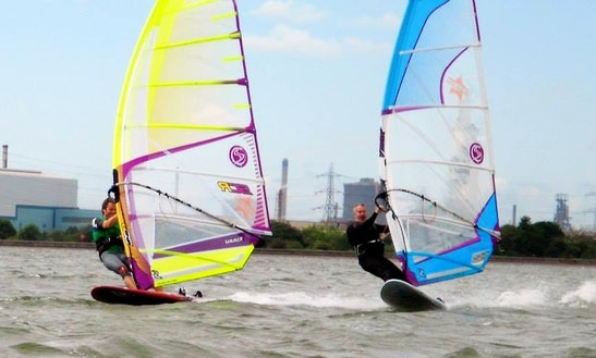 Windsurfing Courses In Coed-y-paen, United Kingdom