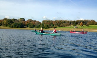Canoe Tours on Wimbleball Lake