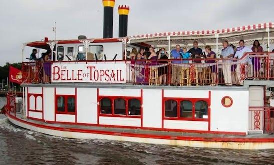 River Boat Cruises In Topsail, North Carolina