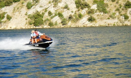 Jet Ski Safari In Vodice