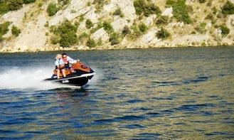 Jet Ski Safari In Vodice