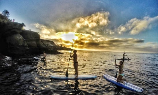 Rent A Sup For 1 Day In San Diego, California