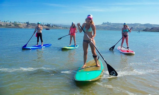 Sup Lessons In Carlsbad