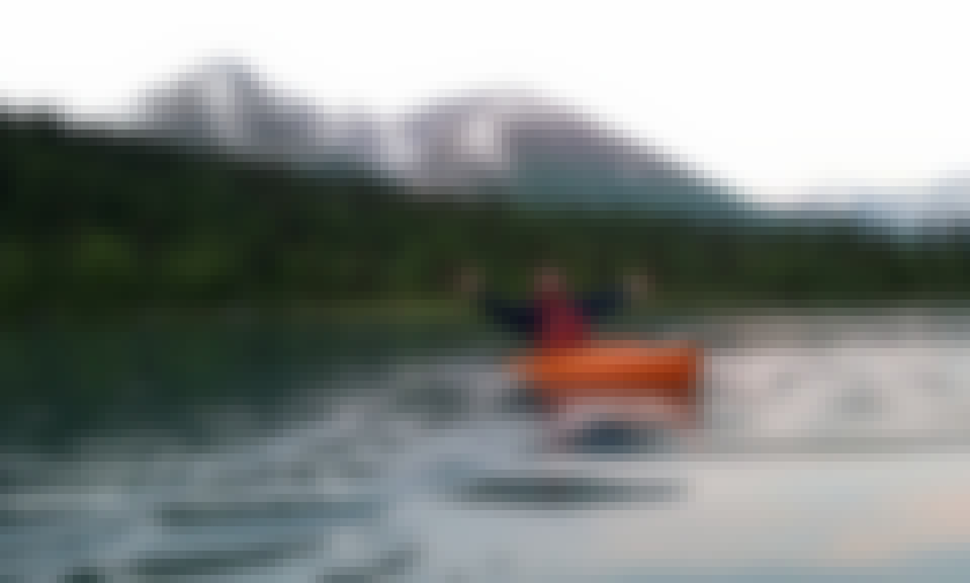 Kayaking Guided Tours in Alaska and Arizona