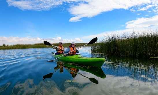 2-seat Kayak Rental & Guided Trips In San Antonio