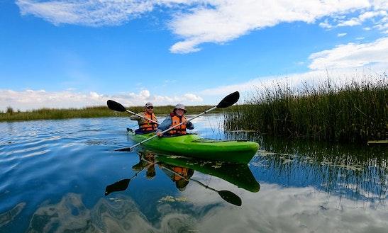2-seat Kayak Rental & Guided Trips In San Antonio