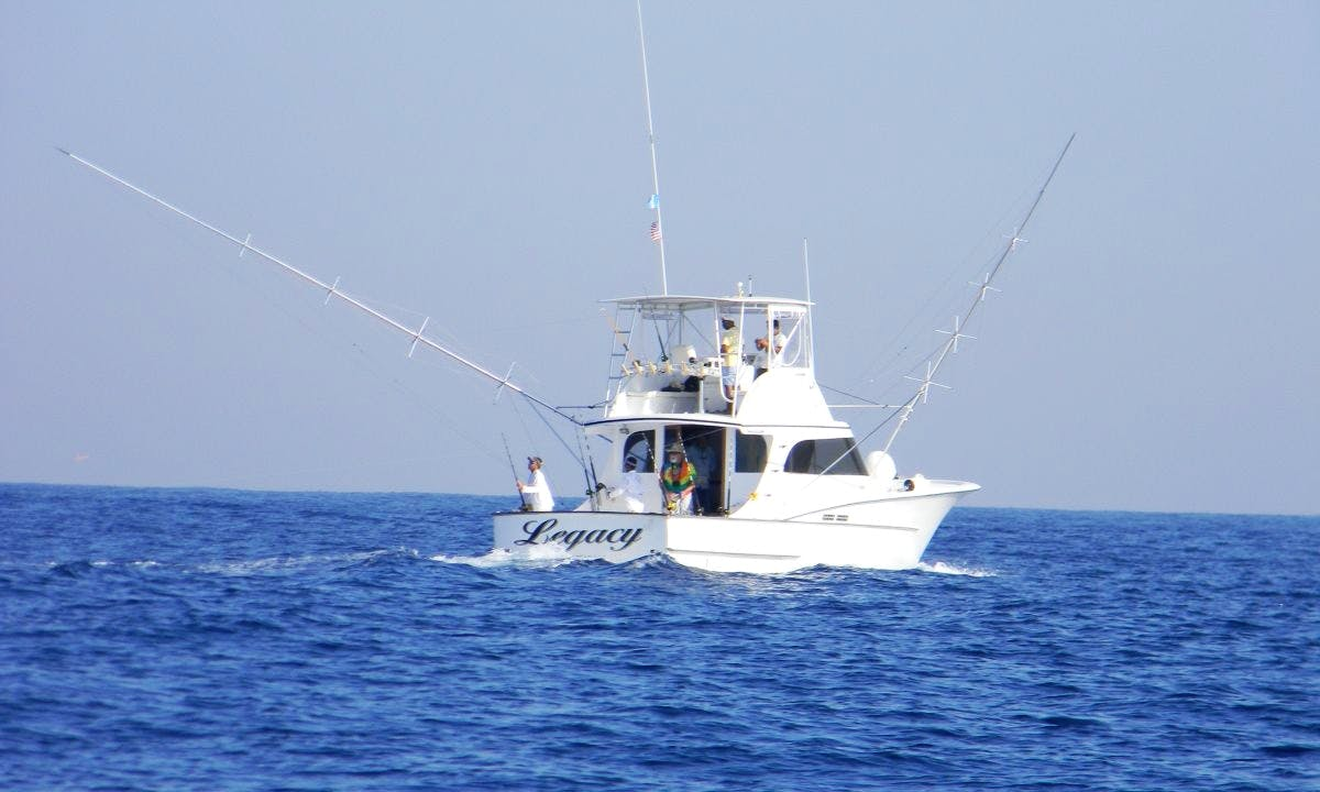 Sport Fishing Charter in Puerto Quetzal