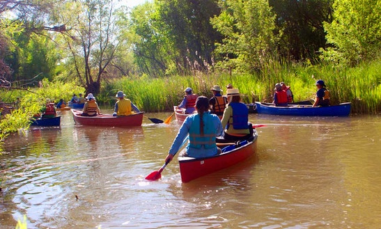 Canoe Rental & Guided Trips In San Antonio