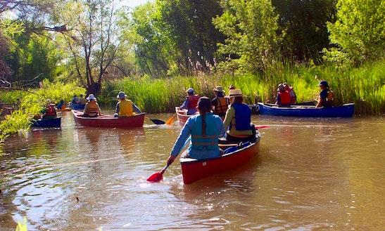 Canoe Rental & Guided Trips In San Antonio
