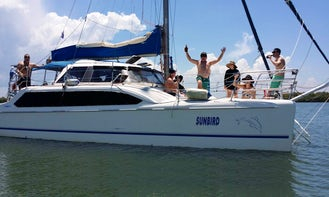 'Sunbird' Sailing Catamaran Cruise & Charter in Paradise Point