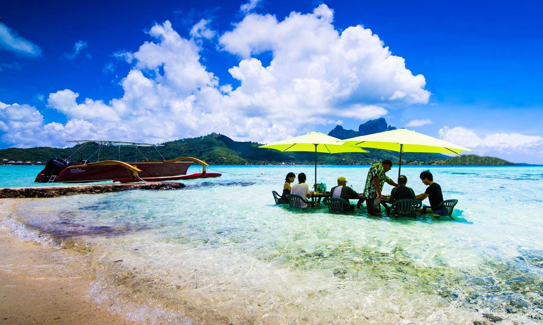'Rohivai' Boat Day Tours in Nūnu'e