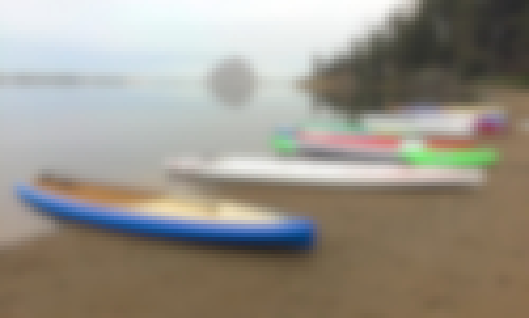 Stand Up Paddleboard Rental In Morro Bay