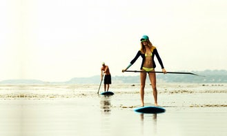 Stand Up Paddleboard Rental & Lessons in Santa Monica