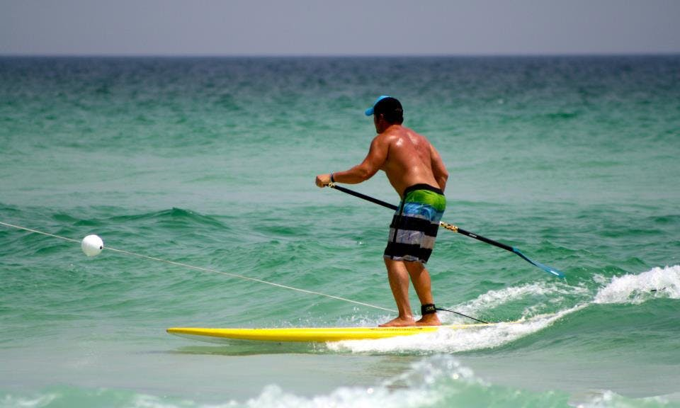 Stand Up Paddleboard Rental In Destin