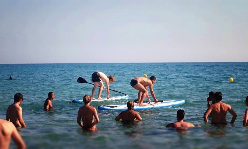 Stand Up Paddleboard Rental In Ugento