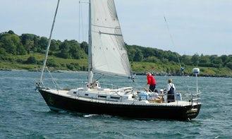 42ft Monohull Sailboat in Newport, Rhode Island