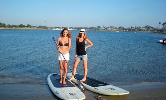 Paddleboard Rental In San Diego, California