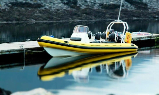20' Anthem 2 Rib Trips In South Ballachulish, United Kingdom