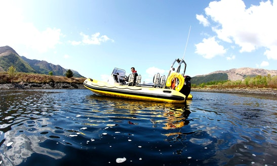 'anthem 2' Rya Powerboat Courses & Rental In Ballachulish