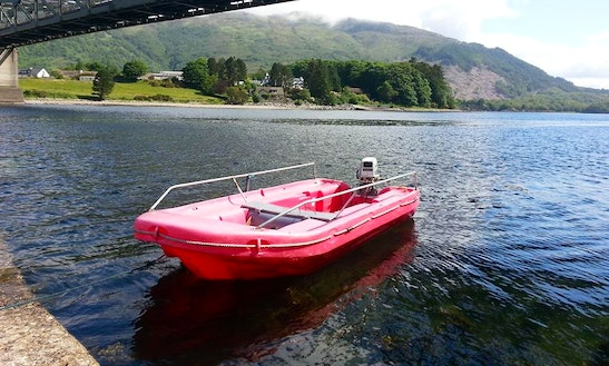 Dinghy Boat For Hire In Ballachulish