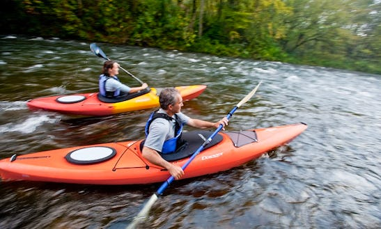 Kayak Lesson And Tour In Kew East