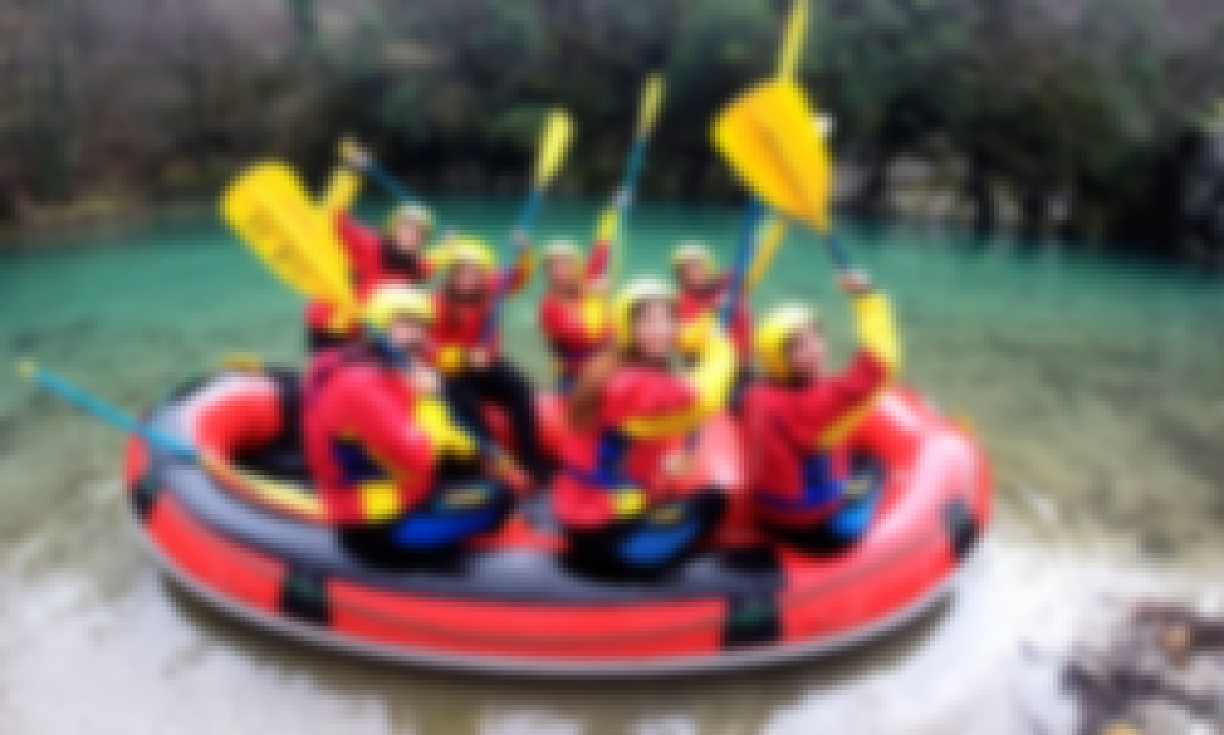 Whitewater Rafting Trips in Ioannina