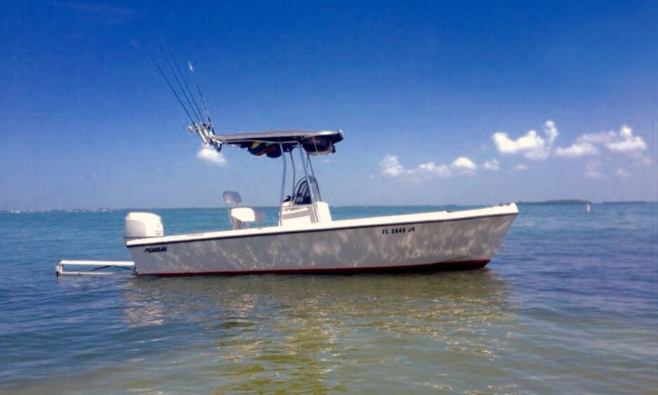 Charter Desperado Boat Fishing Eco Tours In Fort Myers