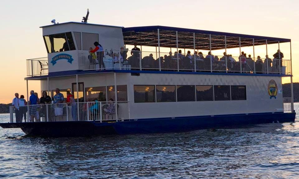 65' Passenger Boat In Peoria, Arizona United States