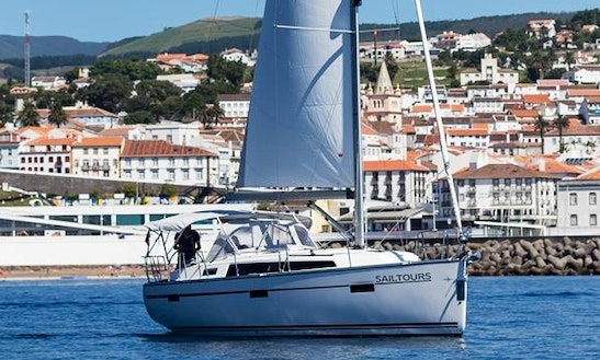Charter Bavaria 37 Sailing Yacht In Portugal - Azores