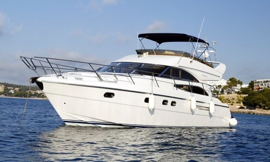 Princess 50 Motor Yacht Charter In Portals Nous