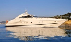 Princess V65 Motor Yacht Charter in Portals Nous, Spain