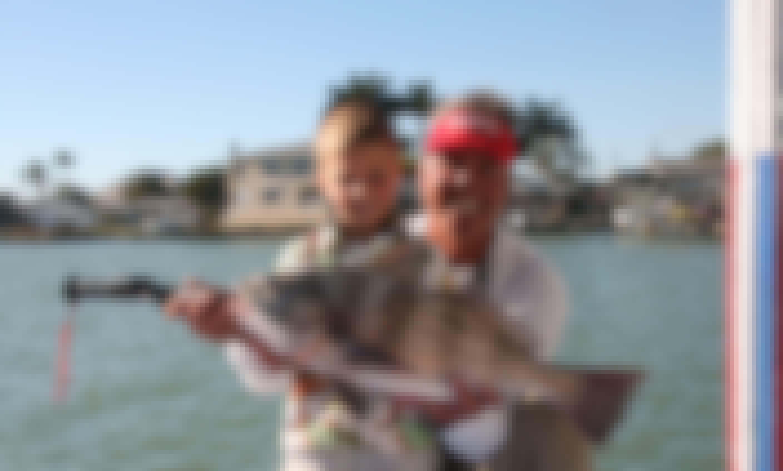 Enjoy Center Console Fishing Trips in Marco Island, Florida