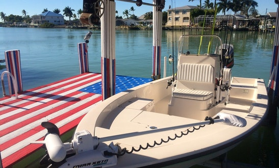 Enjoy Center Console Fishing Trips In Marco Island, Florida