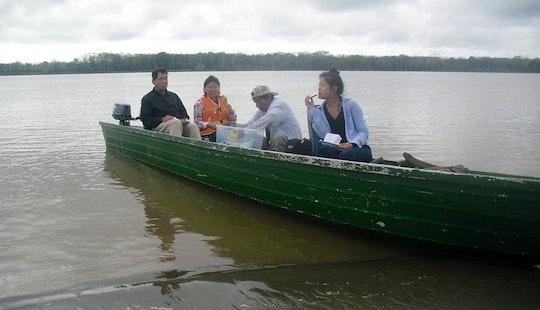 Canoe Trips In Iquitos, Peru
