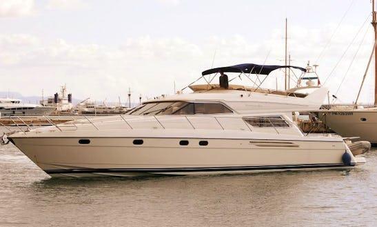 Princess 60 Motor Yacht Charter In Club De Mar