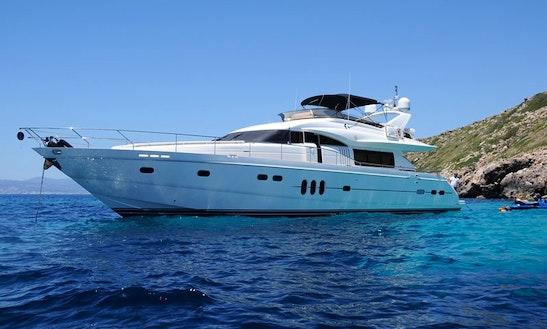 Princess Motor Yacht Charter In Palma
