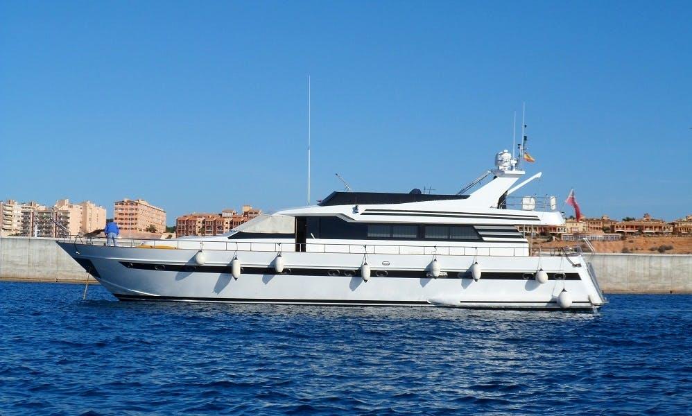 'Lady Tatiana of London' Yacht Charter in Palma