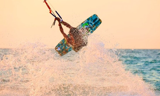 Kite Surfing Rental & Lessons In Dubai, United Arab Emirates