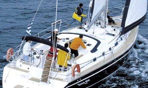 Ocean Star 51.2 Cruising Monohull Charter in Iraklio, Greece