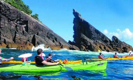 Kayak Adventure On Coromandel