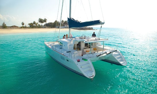 Lagoon 440 Cruising Catamaran Charter In Iraklio, Greece