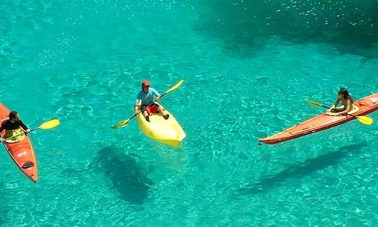 Kayak Tours In San Carlos De Bariloche, Argentina