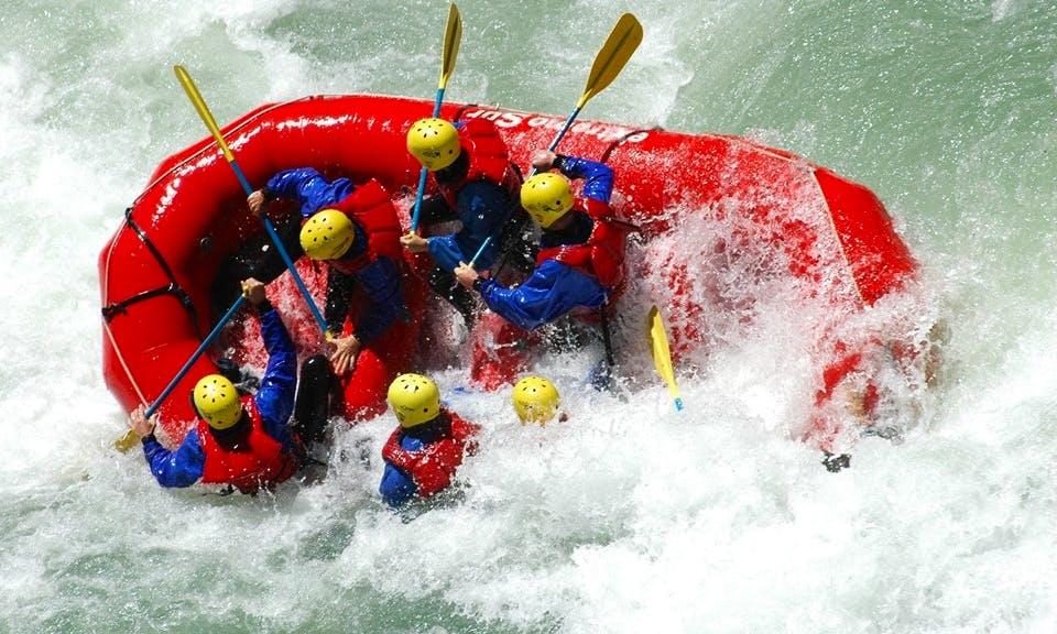 River Rafting Excursion in San Carlos de Bariloche, Argentina