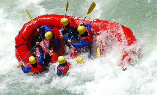 River Rafting Excursion In San Carlos De Bariloche, Argentina