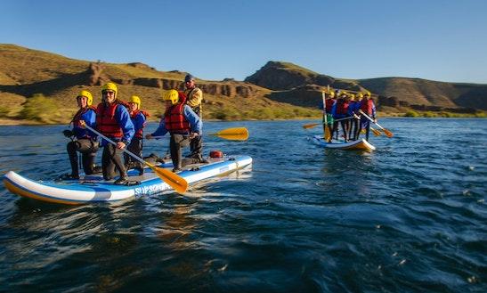 Sup Rafting Trips In San Carlos De Bariloche, Argentina