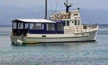 Dive Charter aboard 'Enterprise'